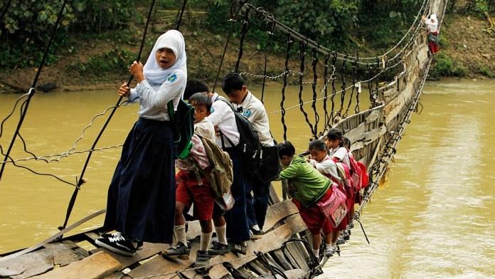 As escolas mais inacessíveis do planeta