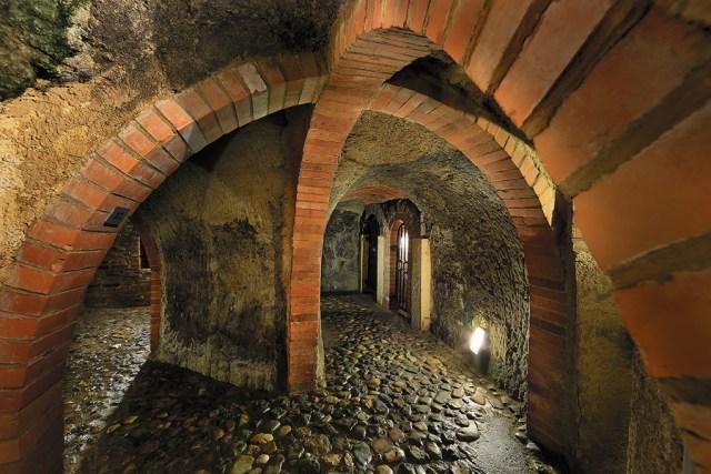 cidades subterrâneas