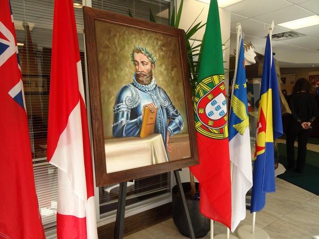 Real Canadian Portuguese Historical Museum - Museu do Canadá confirma que foi um português a descobrir a América