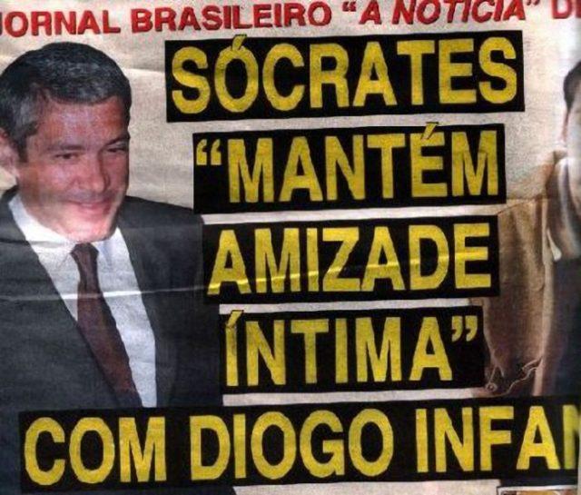 Notícia proveniente do Brasil