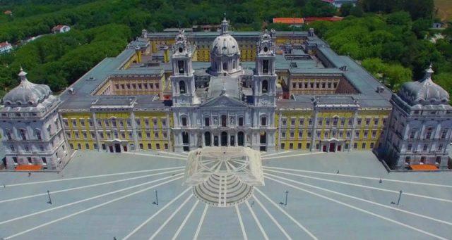 Palácio Nacional de Mafra, uma obra-prima