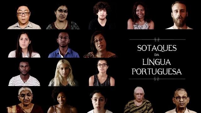 Os sotaques da Língua Portuguesa