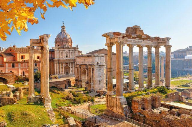 - Os melhores lugares europeus para visitar no Outono