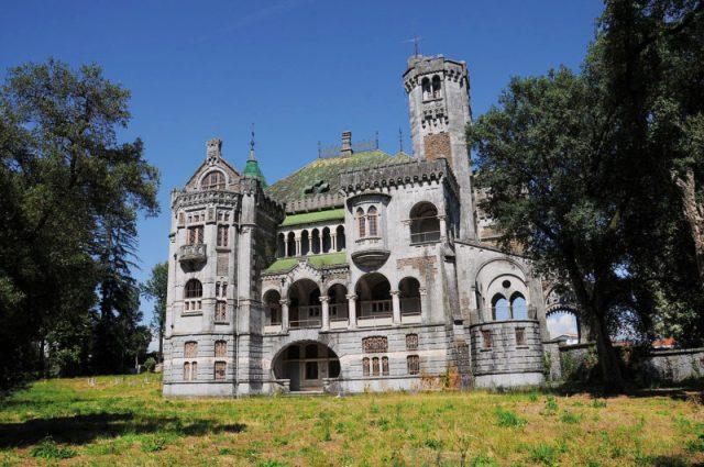 Castelo da Dona Chica, Palmeira, Braga
