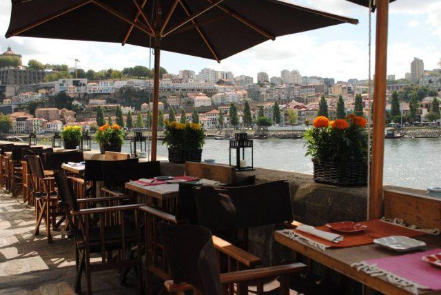 10 restaurantes na Ribeira a não perder