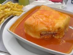 10 Francesinhas irresistíveis no Grande Porto