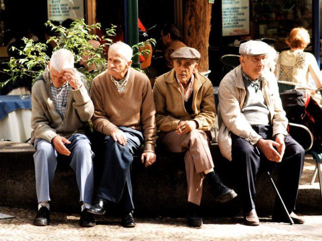 2050: Portugal será a nação mais envelhecida da terra