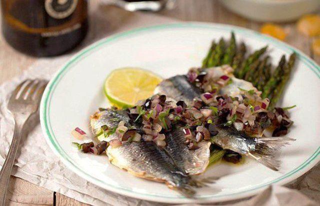 amor às sardinhas assadas