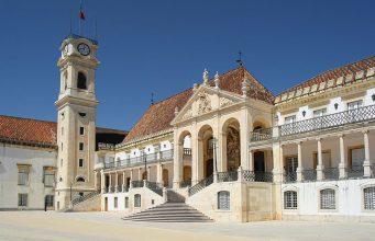 Coimbra, capital oficial de Portugal, desde sempre