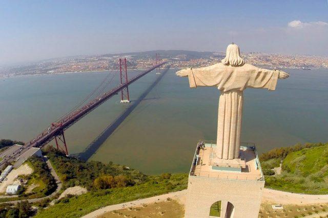Cristo Rei, 60 anos a abraçar Lisboa