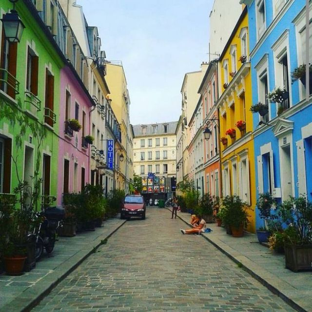 São portuguesas 2 das ruas mais bonitas do mundo