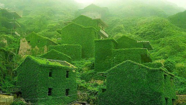 25 Lugares abandonados que escondem histórias fascinantes (2 são portugueses)