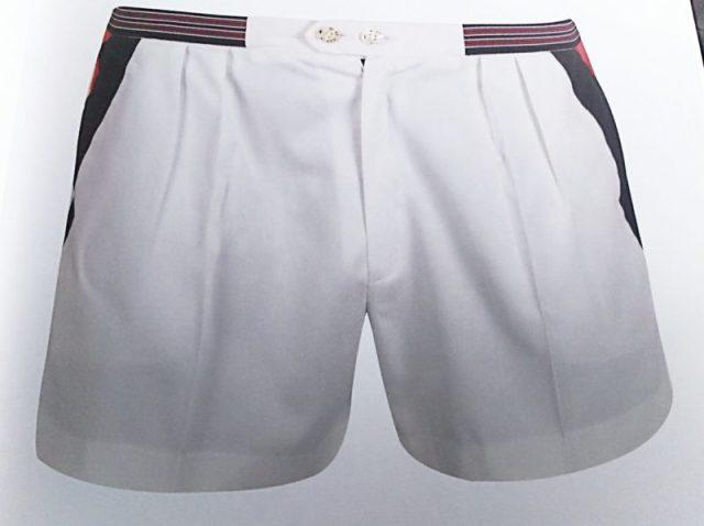 8b6ac1f55d A marca foi a primeira a desenvolver vestuário técnico para a prática do  ténis