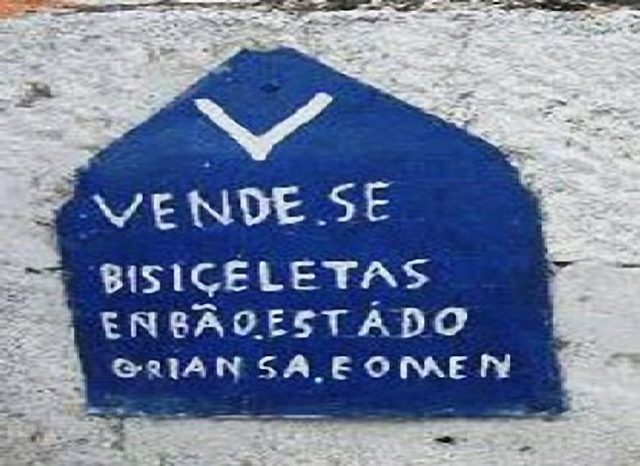 Erros de português para rir (ou chorar)