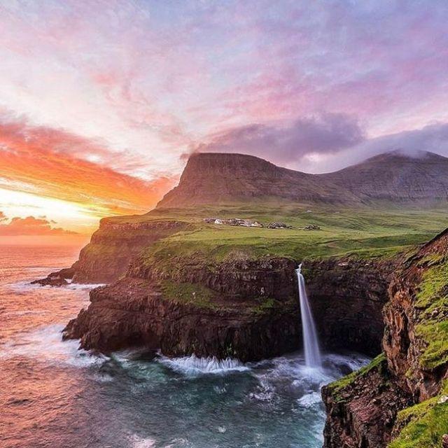 Lugares encantadores no mundo