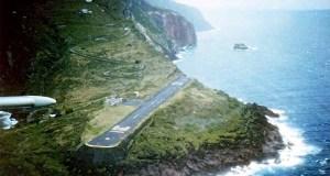 Os 7 aeroportos mais perigosos do mundo