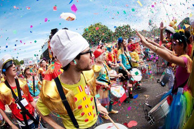 Carnaval 2018, os locais dos grandes foliões