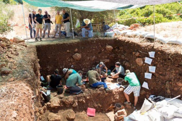 Paleolítico em Vale de Boi - © ©Vila do Bispo | Arqueologia