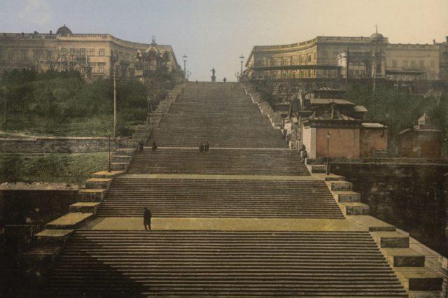 escadarias mais impressionantes do mundo