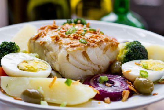Os melhores restaurantes para comer bacalhau em Portugal