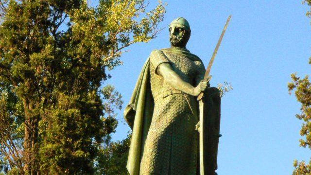Portugal faz hoje 839 anos. Parabéns!