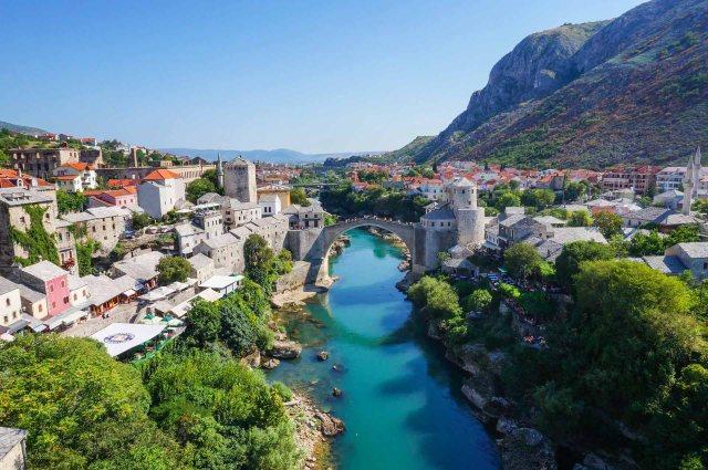 Os Rios mais bonitos da Europa - ©The Telegraph