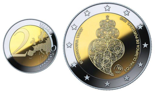 10 moedas de 2€ valiosas e uma pode estar no seu bolso