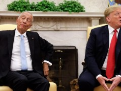 Marcelo e Trump, as melhores imagens - ©António Cotrim - Lusa