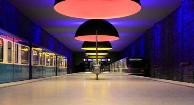 03 Estação de Westfriedhof, Munique, Alemanha - © Idealista