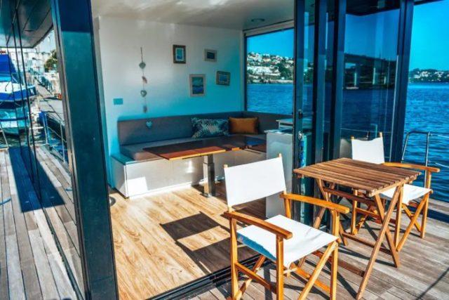 Oporto Douro Floating House