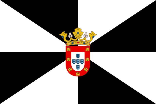 Conheça a cidade espanhola que usa o brasão português