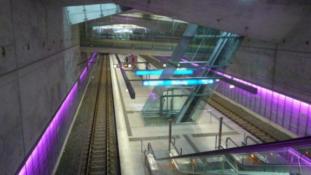 26 Estação de Bochum Rathaus, Bochum, Alemanha - © Wikimedia Commons
