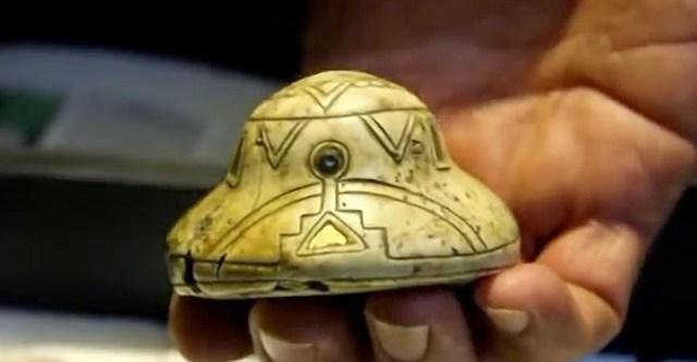 10 misteriosos objetos de suposta origem extraterrestre