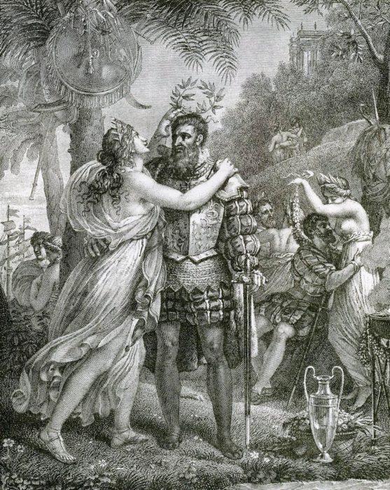 resumo de Os Maias e Lusíadas
