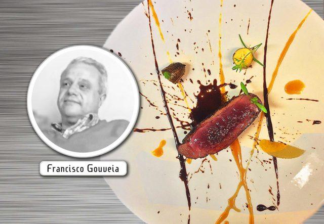 Fui ao gourmet e tramei-me, por Francisco Gouveia