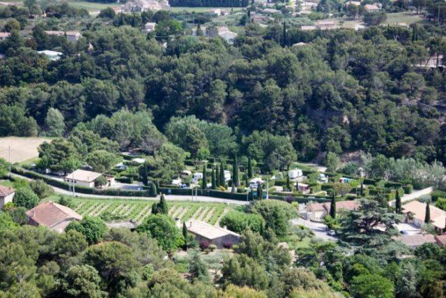 É portuguesa uma das vilas em colina mais bonitas da Europa, diz CNN - Getty Images/Beaumes-de-Venise