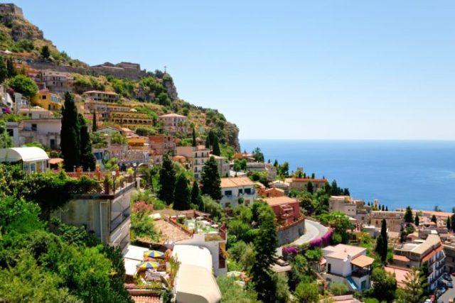 vilas em colina mais bonitas da