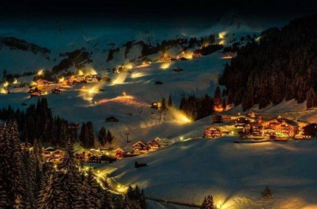 Damüls, Áustria
