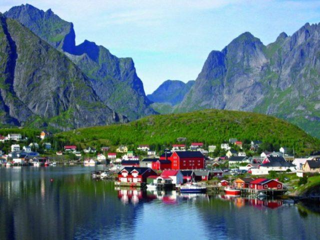 Reine, Noruega