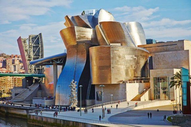 Museo Guggenheim, Bilbao