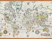 Os portugueses descobriram dois terços do mundo