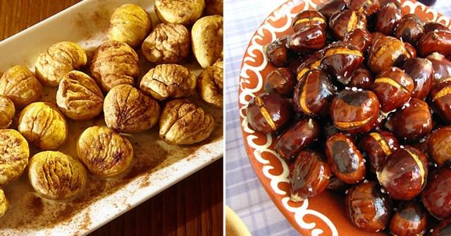 7 excelentes razões para comer castanhas