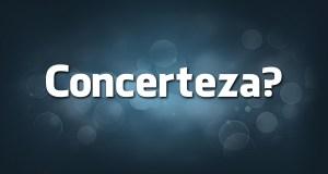 «Concerteza» é um erro de português?