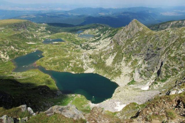 7 Lagos de Rila, Bulgária