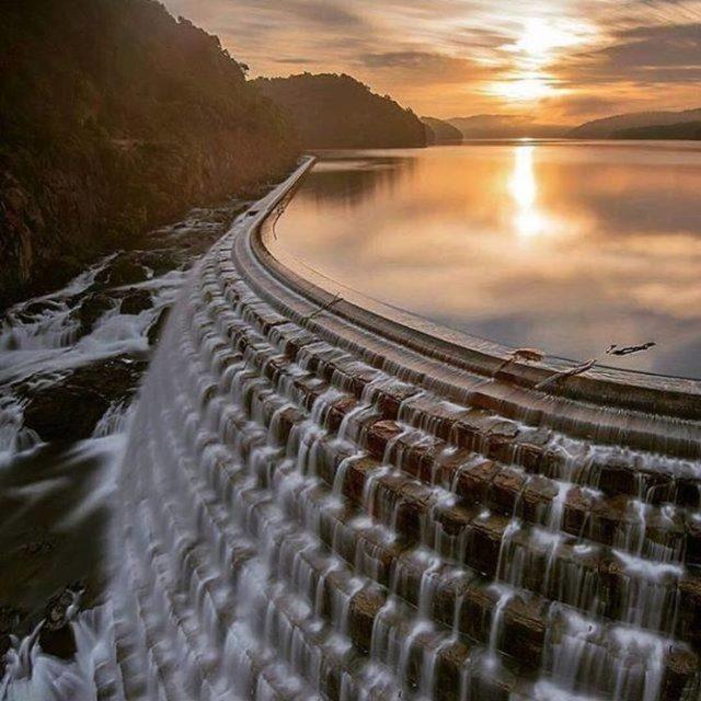 Represa de New Croton, Nova York, Estados Unidos