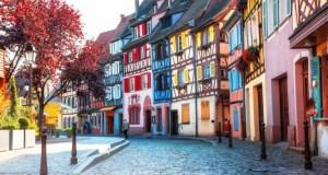 É portuguesa uma das ruas mais coloridas da Europa