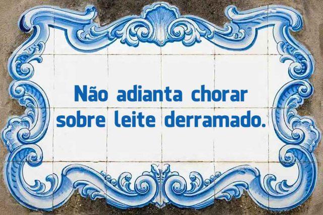 10 dos melhores Provérbios Portugueses