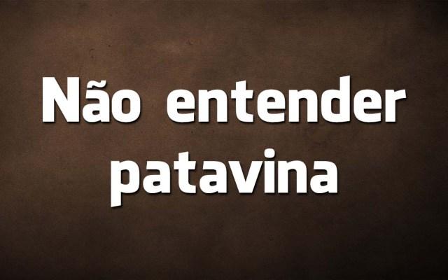 Língua Portuguesa: origem e significado de 10 Expressões Populares