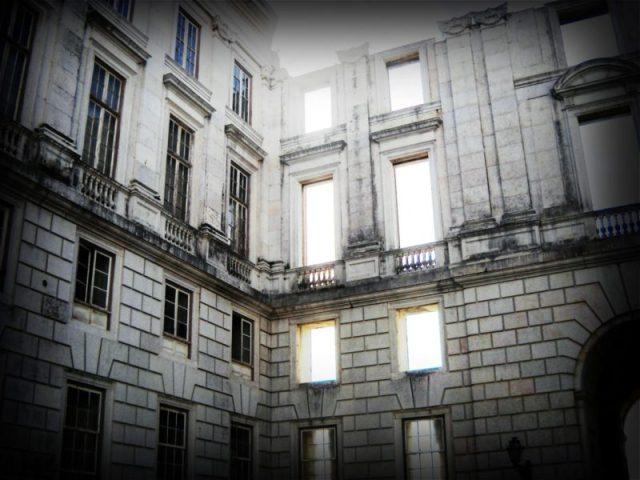 O Palácio Real da Ajuda