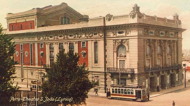Teatro Nacional S. João